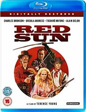 Red Sun [Blu-ray] [DVD][Region 2]