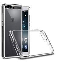 Huawei P10 - Coque souple transparente résistante et solide pour Huawei P10