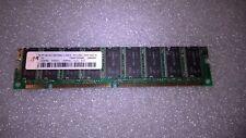 Memoria SDRAM ECC Micron MT18LSDT3272AG-133E3 256MB PC133 133MHz CL3 168 Pin