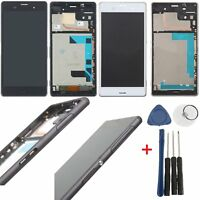 Pour Sony Xperia Z3 D6603 D6653 Écran Tactile Touch Screen Digitizer LCD Display