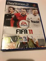 😍 jeu playstation 2 ps2 neuf sous blister officiel pal fr fifa 11 football