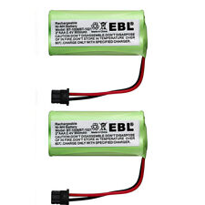 2x  Battery for Uniden BT-1008 BT-1021 BBTG0798001 DECT20803 Cordless Home Phone