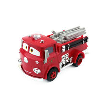 Mattel Disney Pixar Car 2 Red Firetruck Diecast Toy Car 1:55 Loose New In Stock