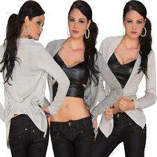 Langarm Damen-Pullover & -Strickware aus Viskose