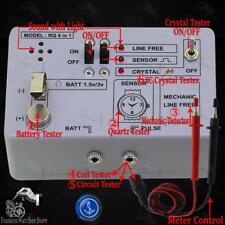6 in 1 Watch Tester Pulser Demagentizer Coil Circuit IC Battery Test Repair Tool