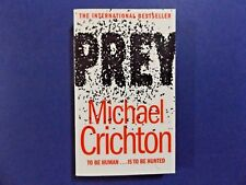 | @Oz |  PREY By Michael Crichton (2004), SC