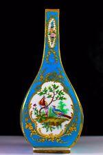 Antico Francese VASO SEVRES EDME SAMSON Vincennes Vieux