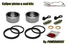 Yamaha FZS1000 Fazer rear brake caliper piston seal rebuild repair kit 2004 2005