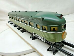 AMERICAN FLYER S GAUGE 48923 NORTHERN PACIFIC OBSERVATION COACH NEW IN BOX #8923
