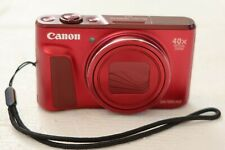 📷 Canon 📷 PowerShot SX720 HS 20.3-Megapixel Digital Camera Wi-Fi & NFC RED