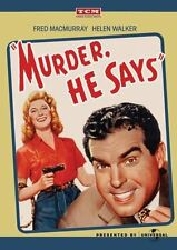 Murder,He Says DVD - Fred Macmurray, Marjorie Main, George Marshall