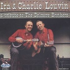 "THE LOUVIN BROTHERS, CD ""A TRIBUTE TO THE DELMORE BROTHERS"" NEW SEALED"
