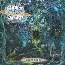 Dingir by Rings of Saturn (CD, Feb-2013, Unique Leader Records)