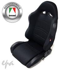 BRAND NEW AUTOTECNICA SPORTS RACING BUCKET SEAT ADR APPROVED BLACK