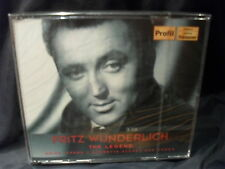 Fritz Wunderlich - The Legend   -Arias,Opera,Operetta Scenes And Songs -2CD-Box