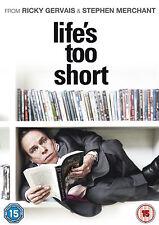Life's Too Short: Season 1 (2 Discs) * NEW DVD * (Region 4 Australia)