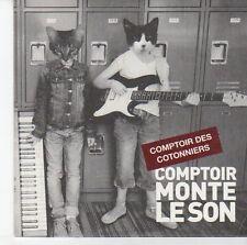 (EE982) Comptoir Des Cotonniers, Comptoir Monte Le Son - 2011 DJ CD