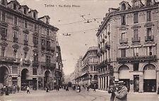 #TORINO: VIA PIETRO MICCA  -1910