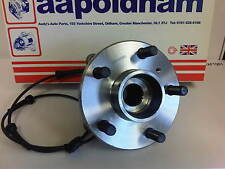 LAND ROVER DISCOVERY MK2 2.5 TD5 & 4.0 V8 1998-04 1x NEW FRONT WHEEL BEARING HUB
