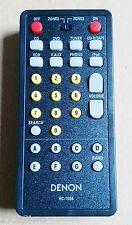 Original Remote Control RC-1056 For DENON DRA-700AE DRA-700AEDAB DRA-697