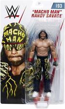 WWE MACHO MAN RANDY SAVAGE NXT MATTEL BASIC SERIES 93 WRESTLING ACTION FIGURE