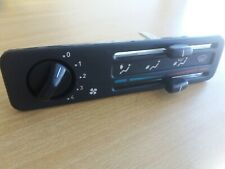Peugeot 106 Heater Control Panel