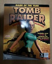 New Sealed Box Tomb Raider Unfinished Business Starring Laura Croft Pc Cd-Rom