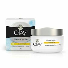 NEW BRANDED OLAY NATURAL WHITE DAY CREAM ALL IN ONE FAIRNESS CREAM WITH SPF-24