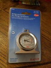 Cooper, Professional Refrigerator / Freezer / Dry Storage Thermometer, 25HP  New