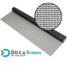 "DocaScreen 60"" x 100' Fiberglass Window Screen Mesh Roll Door Patio Insect Porch"