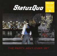 STATUS QUO - THE PARTY AIN'T OVER YET  2 VINYL LP NEU