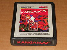 Atari 2600 - KANGAROO - Video Game Cartridge RARE VINTAGE CX2689