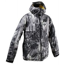$189 NEW 1o.OOOmm BURTON MENS ANALOG PERIMETER JACKET XL UK 44 BOOSTER PRINT