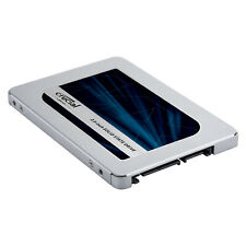 Crucial MX500 SSD 1TB 2.5 Zoll SATA 6Gb/s - interne Solid-State-Drive