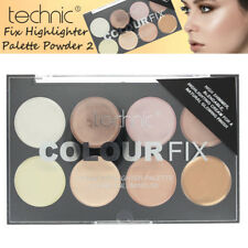 Technic Colour Fix 2 Powder Highlighter Palette Limited Edition