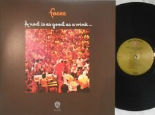 Faces US 180g Reissue LP A nod's as good as a wink NM 2010 Rhino Rod Stewart