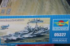 NEW Trumpeter (05327): USS Indianapolis CA-35 au 1/350
