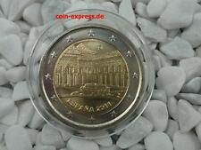 *** 2 Euro Gedenkmünze SPANIEN 2011 Alhambra Granada Münze Coin KMS Espana ***