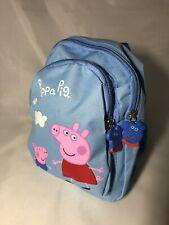Peppa Wutz Peppa Pig Rucksack Kinderrucksack Kindergarten Vorschule Neu