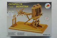 MANTUA MODEL 1:17 KIT LEGNO CATAPULTA BIZANTINA X SECOLO CATAPULT  ART 814