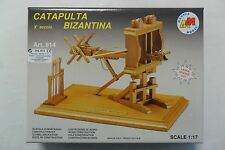 MANTUA MODEL 1:17 KIT LEGNO CATAPULTA BIZANTINA X SECOLO CATAPULT  ART 814