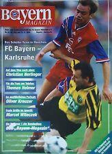 Programm 1993/94 FC Bayern München - Karlsruher SC