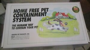 Innotek Home Free Pet Containment System model HF-200 NEW