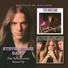 Steve Morse Band - The Introduction  Stand Up [CD]