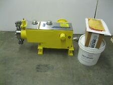 Milton Roy Mbh0718 Hydraulic Metering Pump 15 Gph New Z49 2349