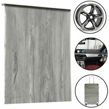 PVA Hydrographic Film Water Transfer Printing Film Hydro Dipping Wood Gray 19x39