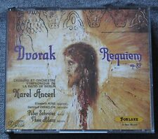 Anton Dvorak - Requiem op 89 - orchestre radio Berlin Karel Ancerl , 2CD