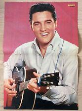 BRAVO POSTER Steve Strange - Visage - Elvis Presley - 80er Jahre !!!