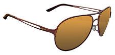 Oakley Caveat Brunette Bronze Polarized Lens  New Authentic Sunglasses OO4054-05