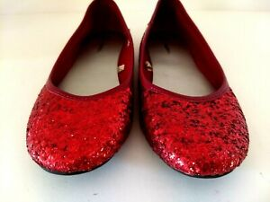 Xhilaration Red Shoes for Girls for